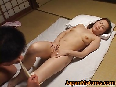 Hot Mom Mina Toujou Is Fucked Hard part3